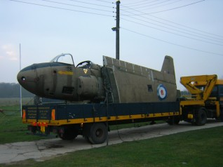 Back from the brink, arrival at Metheringham in 2004