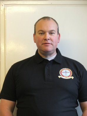 Nick Spendlow, our Chief Fire Officer, the guy you need around if it goes completely FUBAR