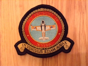 Embroidered badge - ideal for use on jackets, overalls, or any fabric surface - £5.00 each