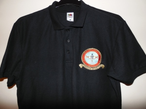 Beautifully embroidered XS186 polo shirt, lots of colours to choose from, £15 plus p&p
